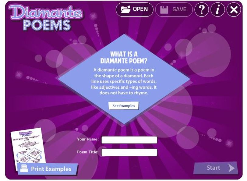 math worksheet : poetry  4th grade willow river elementary : Diamante Poems Lesson Plans For 4th Grade